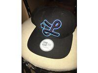 New Era snap back cap