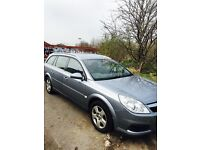 2007 VAUXHALL VECTRA EXCLUSIVE CDTI 150 ESTATE WITH SERVICE HISTORY AND MOT TIL AUG 2017