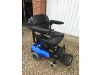 CareCo Easi Go Transportable Electric Wheelchair NEW BATTERIES