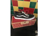 Men's Vans shoes size 10