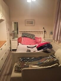 Large double room Short let