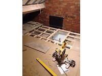 Builder Handyman Leeds/ painting / flooring / Laminate / brickwork upkeep - call today