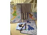 Tinkerbell Disney Bedroom set
