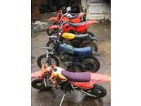 Wanted bikes quad tricks jet skis trailers