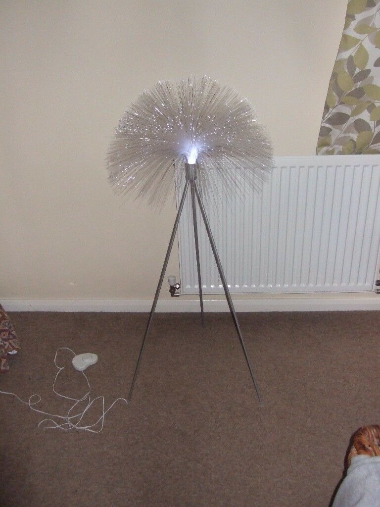 Ikea Floor Standing Fibre Optic Light