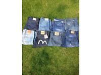 Job lot Men's jeans size 36x34