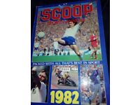 Scoop sports annual 1982