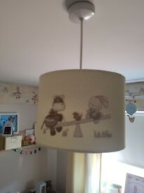 Mamas and Papas Zeddy and Parsnip Lamp Shade