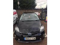 Toyota Prius pco car to rent or hire ready for uber