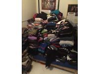 Job Lot Bundle Clothes Men's Women's Boys Girls Tops Shorts Trousers Used VGC large amount