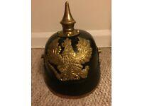 WW2 German pointy helmet