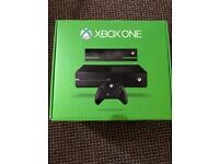 Xbox one 500gb (good condition)