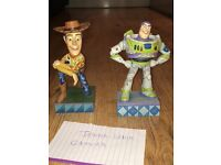 Disney Toy Story Traditions Buzz and Woody