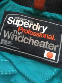 REDUCED!!! Superdry Windcheater coat