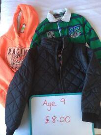 Various boys clothes bundles