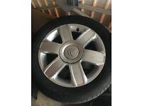 Citroen Alloy Wheels 205/55/16