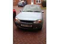 2002 Ford Fiesta Freestyle
