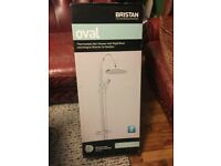 NEW BOXED - BRISTAN OVAL THERMOSTATIC SHOWER £285rrp