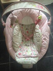 Comfort & Harmony cozy baby bouncer