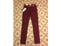 Soul Cal trousers size 8 BNWT