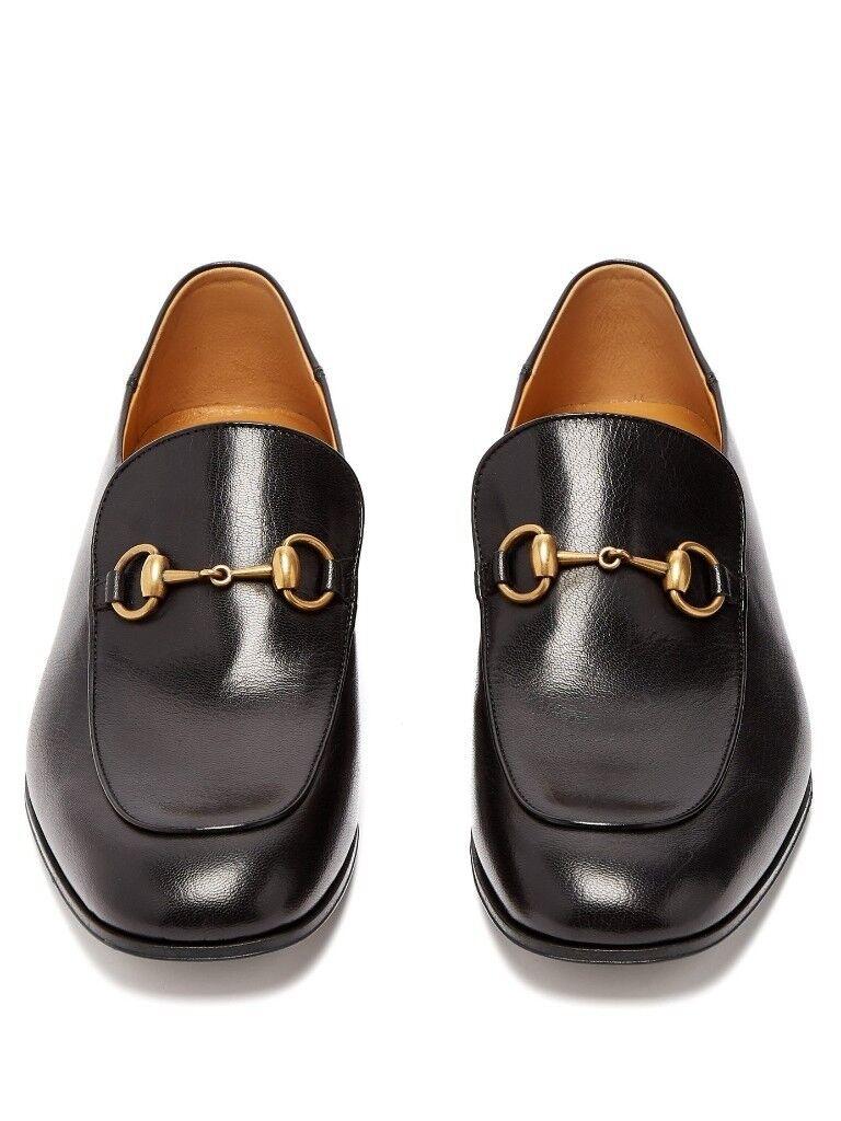 3ed05dedc5c Original Gucci Shoes - Mister New Horsebit leather loafers (UK Size ...