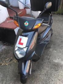 Yamaha Cygnus X 125cc Scooter