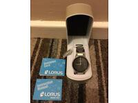 Men's watch lorus