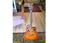 Tanglewood Odyssey acoustic/electric guitar