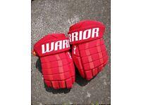 "ICE hockey gloves 13"""