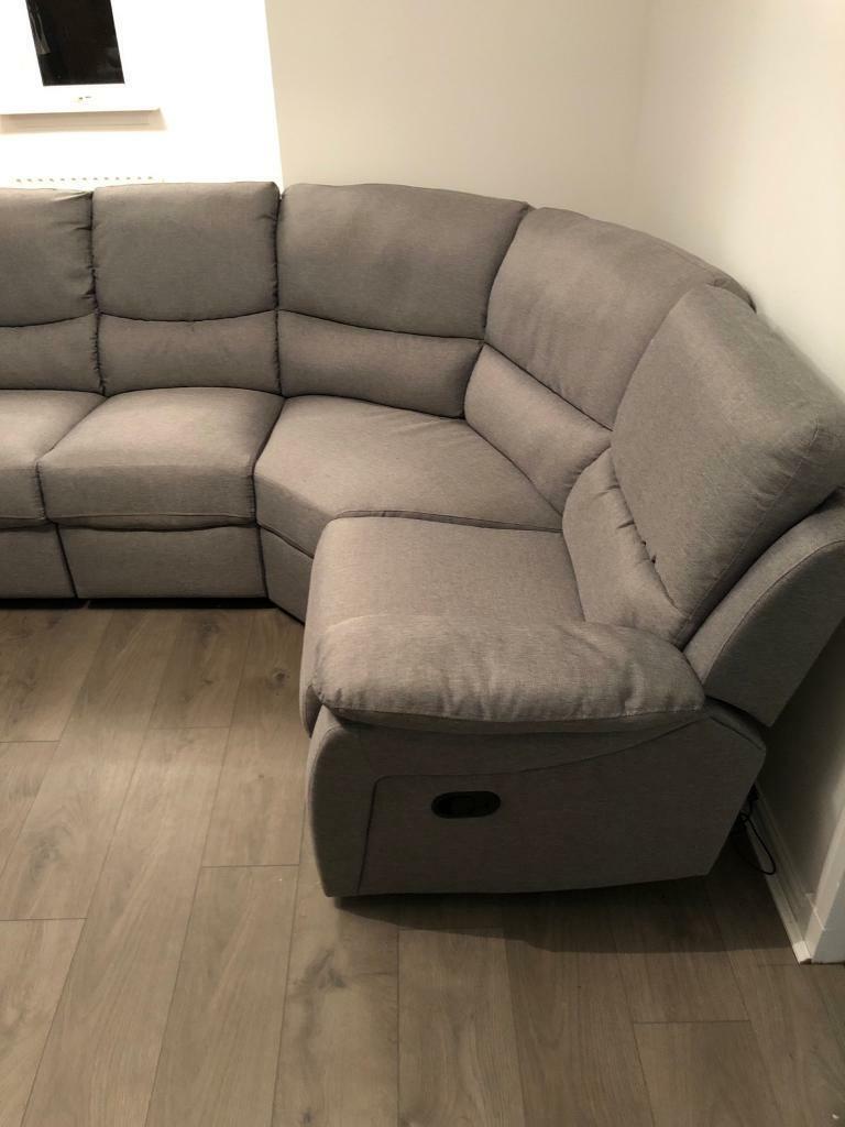 new concept 7ee4b d9862 Recliner corner sofa | in Johnstone, Renfrewshire | Gumtree