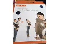 Stokke 3 in One Baby Carrier