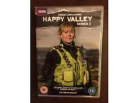 Happy Valley Series 2 DVD