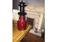 **high end, cold pressed incredible Bio chef juicer originally bought for £170!!***