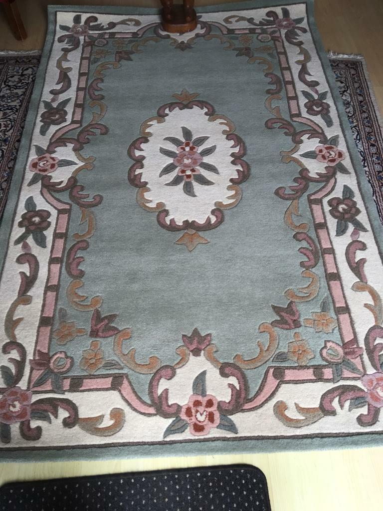 Brand New Indian Wool Rug In Yate Bristol Gumtree