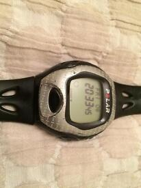 Polar heart monitor M series