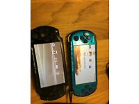 Two sony psp.
