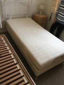 Single Adjustable Bed