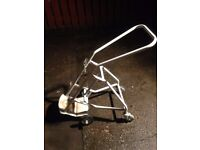 gas bottle trolley excellent condition