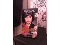 L'Oreal Paris purple hair dye