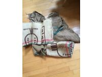 Coffee sacks x 5