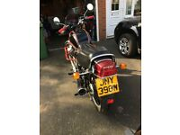 CX500 motorcycle for sale