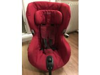 car seat - Maxi cosi axiss 9 months - 4 years (excellent condition)