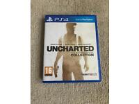 Uncharted collection ps4 ( PlayStation 4 games )