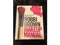 Bobbi Brown makeup Manual hard copy book