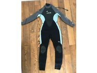 Women's Sola Wetsuit - Size 14 - Medium Long