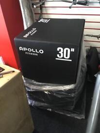 Apollo Fitness Soft 3in1 Plyo Box