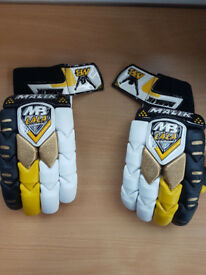 Details about MB Malik LALA EDITION PRO GRADE RIGHT HANDED Batting Gloves