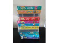 TAKEN: Teletubbies VHS Tapes