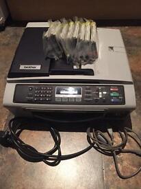 Brother MFC-240C printer/copier/scanner/fax