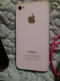 Apple Iphone4 8gb O2